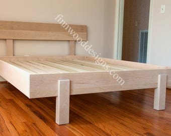 Poplar Twin XL Kajaani Bed