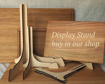 Personalized Ipad Stand Cutting Board Style Kindle Nook