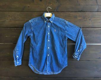Vintage 90's Ralph Lauren Shirt