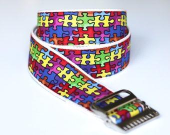 "High Quality Custom Gait Belt and Badge Reel ""The Britt"""