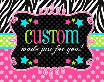 Custom Listing for kellie Shipping