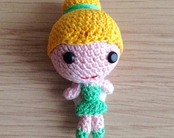 Tinker Bell Tinkerbell crochet amigurumi