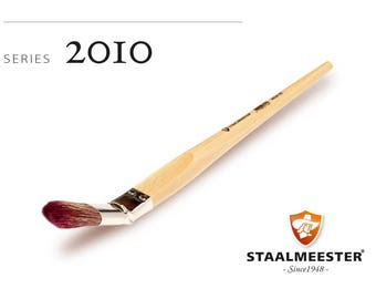 Staalmeester Bent #24 Paint Brush - Series 2010