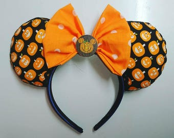 Glow In The Dark Halloween Ears