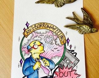 The Simpsons Original Collection - Kirk Van Houten