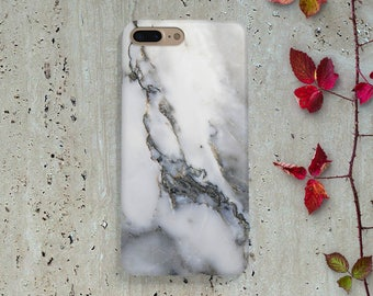 White Marble iPhone 7 case, Marble Stone iPhone 6S case, iPhone 6 case iPhone 6 Plus case iPhone 6S plus case SE iPhone 5S iPhone 7 plus