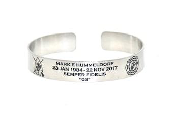 Mark Hummeldorf Memorial Bracelet.