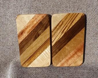 Fly Box 7 hardwoods+Cherry 629-218