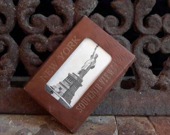 New York City Souvenir Views Miniature Postcards Vintage