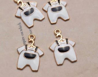 10 trousers charms charm pendant pendants  (Z08)