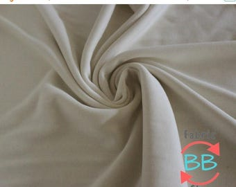 MOVING SALE Bamboo Hemp Fleece Fabric, Bamboo Hemp Fabric, Cloth Diaper Material, Natural Bamboo Hemp, Bamboo Hemp Fleece, 340gsm