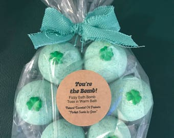 Lucky Bath Bombs // Set of Six