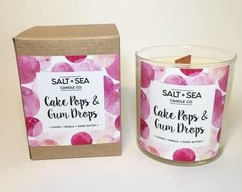 Cake Pops & Gum Drops