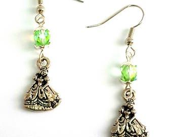Cod OF03 Princess Earrings