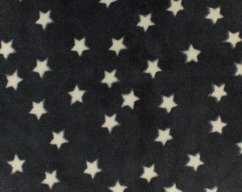 Fabric star blanket