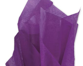 """Pansy Tissue Paper - 15"""" x 20"""" - 96 Sheets"""