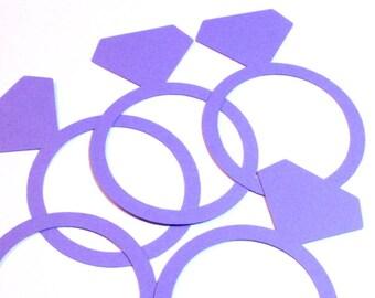 Ring Die Cuts Set of 20