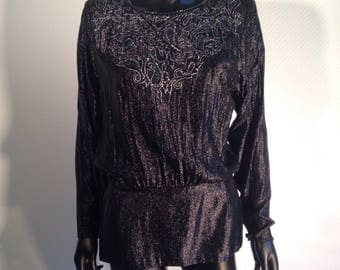 Jean-Louis SCHERRER - paris Boutique - blouse