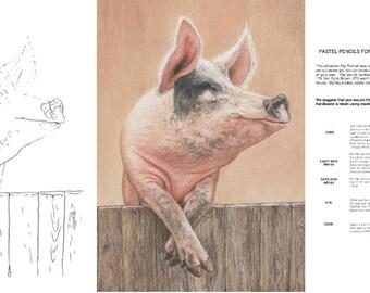 Pig Portrait Starter Pack