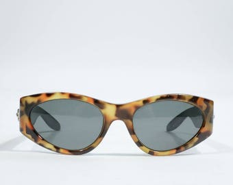 GIANNI VERSACE - Spotted sunglasses