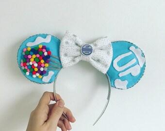 Up Disney Ears