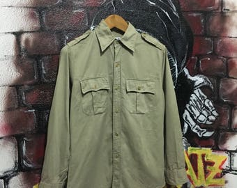Vintage Wrangler Workshirt