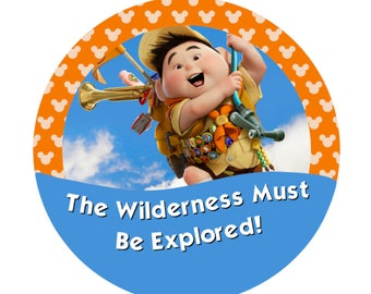 The Wilderness Must Be Explored! – Up