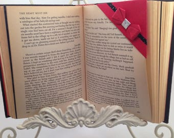 Hand Crafted, Bookmark, Hand Made Design,  Embellishment, Paper Craft,