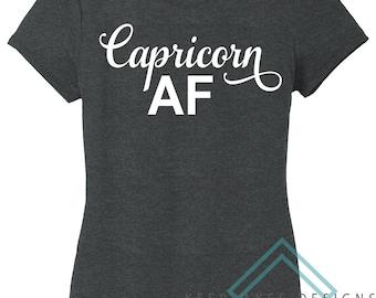 Capricorn AF Tshirt