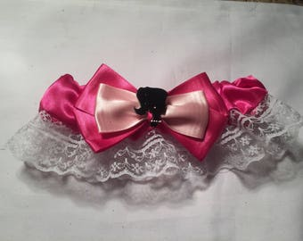 Barbie Wedding Garter - Handmade