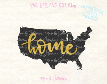 USA map Svg, 4th of July Svg, fourth of july svg, independence day, svg files for Cricut, svg files Silhouette, svg files, state svg