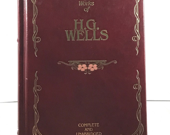 The Works of H.G. Wells  Complete and Unabridged