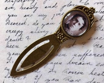 Emma Goldman Bookmark - Emma Goldman Gift, Feminist Gift, Anarchy Gift, Feminist Bookmark, Emma Goldman Activist Bookmark, Gift for Feminist