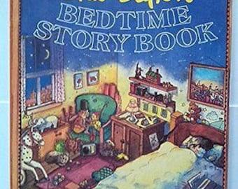 Vintage The Enid Blyton's Bedtime Story Book - 1988