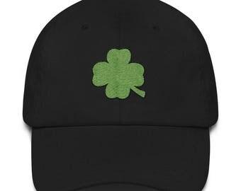 Shamrock Hat Clover Hat St Patricks Day Hat St Patricks Day Baseball Hat Irish Hat