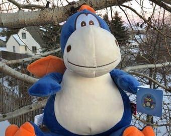 Personalized Dragon Stuffed Animal