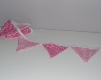 double pennant Garland