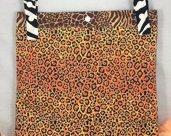 Wet Bag Leopard (Kitchen or Bathroom)