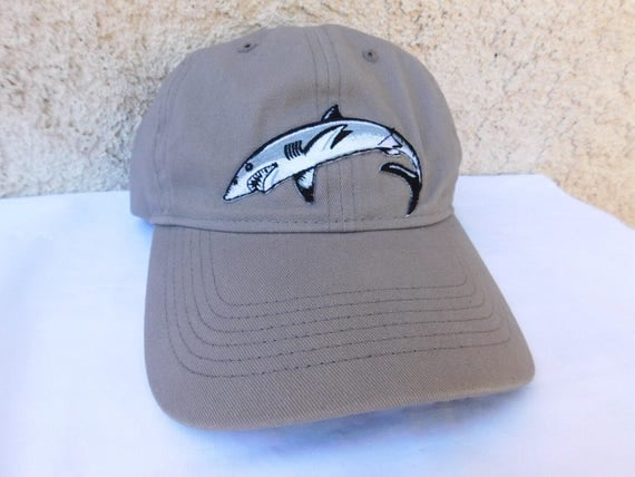paul shark baseball cap fin hat and dad hats for women great white men unisex