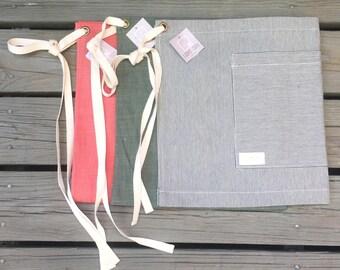 Half apron- short and regular