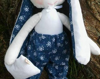 Rabbit,a friend for sweet dreams(45cm)