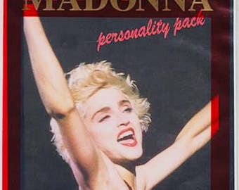 Vintage  Madonna Personality Pack