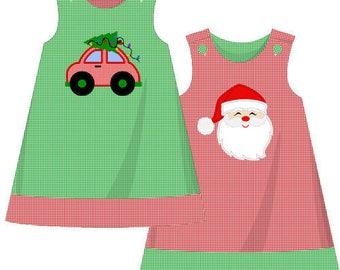 18m Reversible Christmas Dress