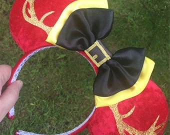 Gaston inspired ears