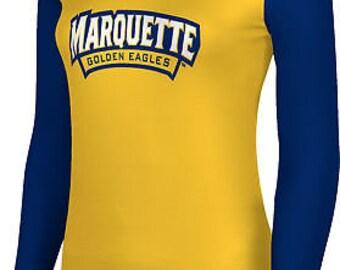 ProSphere Women's Marquette University Crisscross Long Sleeve Tee (MU)