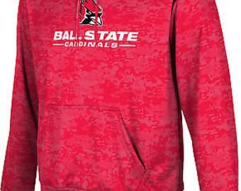 ProSphere Boys' Ball State University Digital Pullover Hoodie (BSU)