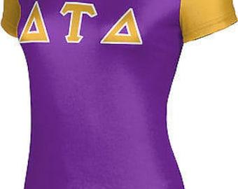 ProSphere Women's Delta Tau Delta Crisscross Tech Tee ()