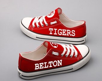 Belton Tigers Womens Tennis Shoes Sneakers