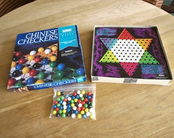 Chinese Checkers by Parker Brothers 1994 #44717
