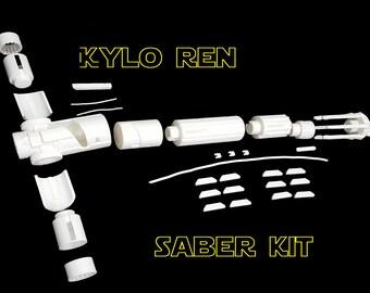 Episode VII: Kylo Ren Lightsaber Kit - Star Wars Inspired